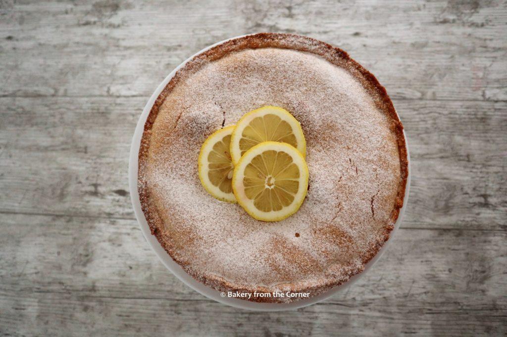Citroentaart (Torta al Limone)