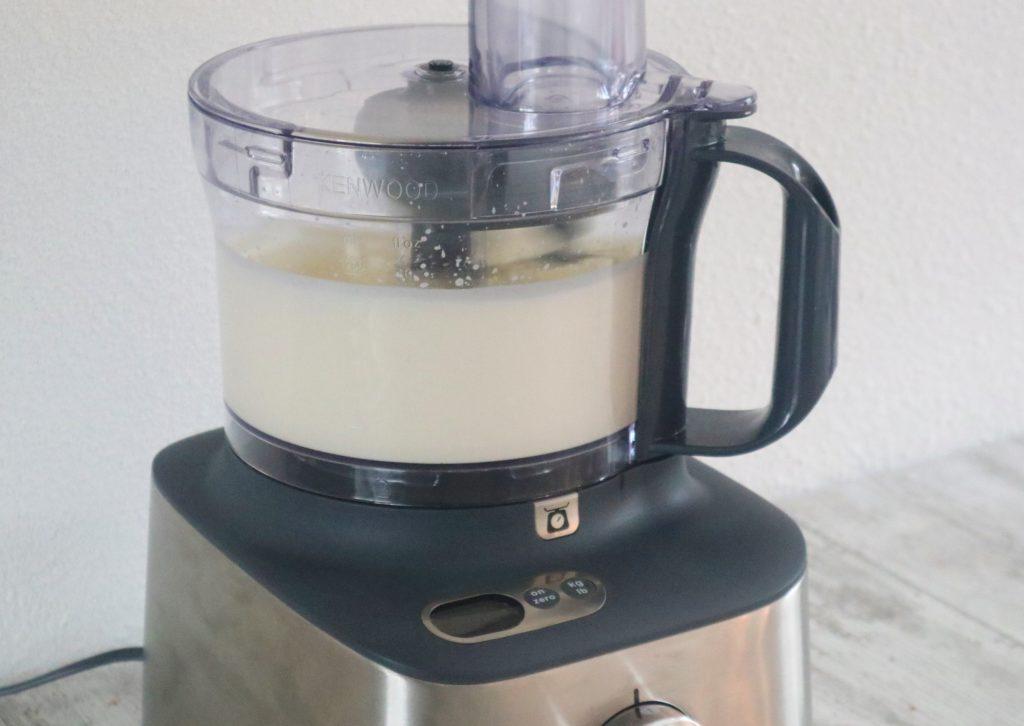 Kenwood compacte foodprocessor