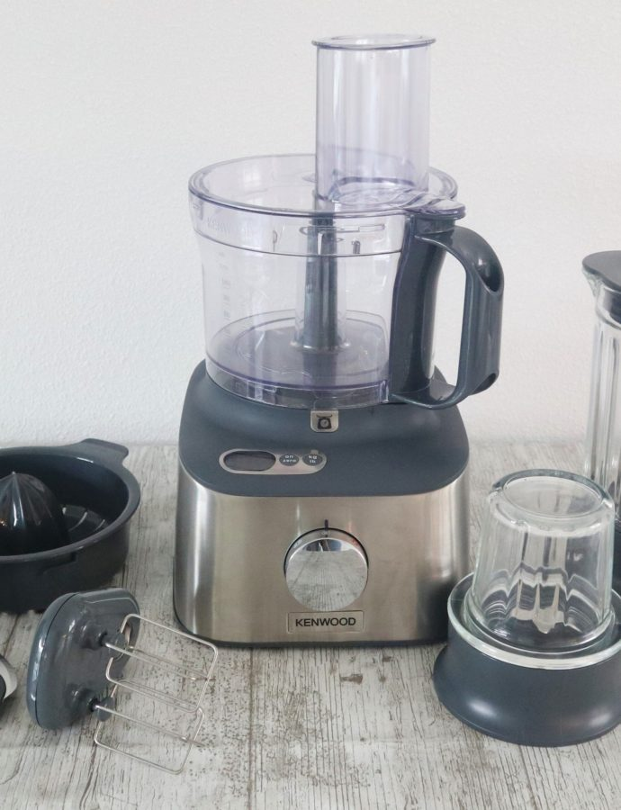 Kenwood compacte foodprocessor review